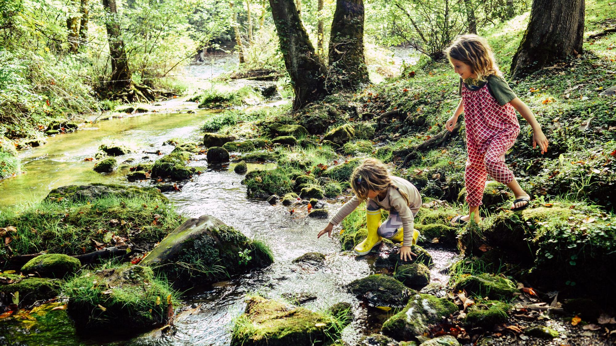 """""""As crianças que passam mais tempo ao ar livre desenvolvem menos miopia"""""""